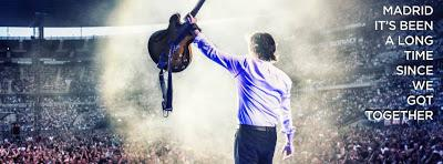 ¿Concierto de Paul McCartney en Madrid?