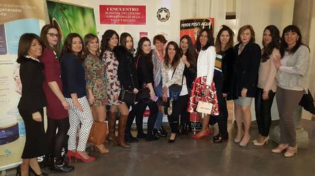 Granada Beauty: Crónica de mi primer evento blogger.