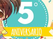Participando nuevo sorteo: aniversario blog Wendy