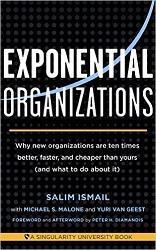 Las organizaciones exponenciales de Ismail, Malone y Van Geest