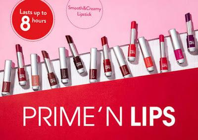 Review ~ PRIME'N LIPS - Flormar