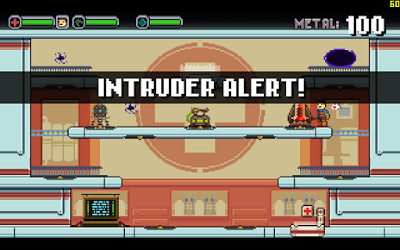 Impresiones con Spacejacked. Acción intensa en un 'tower defense' con alma arcade