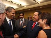 Obama recordó encuentro Comandante Chávez reveló Venezuela amenaza para EEUU durante mandato