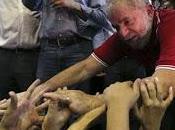 Inminente golpe contra Dilma Lula Brasil