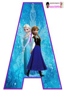 frozen-nice-alphabet-A
