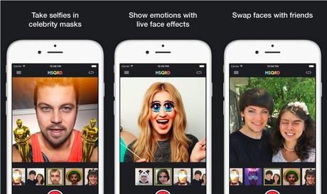 Conoce la aplicación con filtros para el rostro que adquirió Facebook