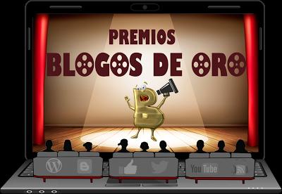 Nominados para los Blogos de Oro 2016