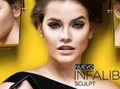 Novedades L'Oreal; nueva gama Infalible Sculpt