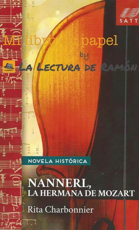 [Conociendo novelas]  «Nannerl, la hermana de Mozart»