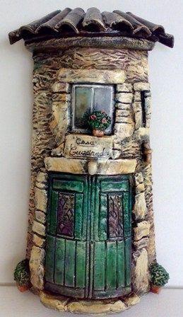 Casa rural galleta 3d paperblog - Tejas pequenas decoradas ...