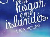 Heima hogar islandés Laia Soler.