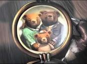 lunes cortos. bear story