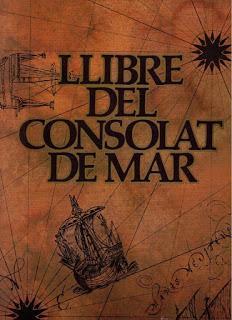 Llibre del consolat del Mar.
