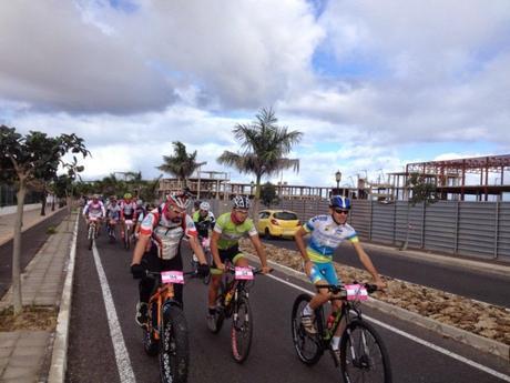 Ciclismo en Las Palmas