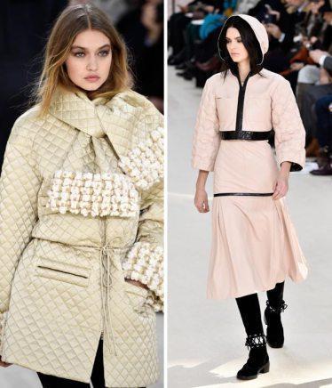 Desfile de Chanel otoño-invierno 2016-2017 'front row'
