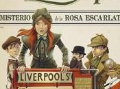 """Sherlock, Lupin misterio Rosa Escarlata"", Irene Adler (seudónimo)"