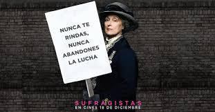 Meryl Streep en un cartel promocional de la película