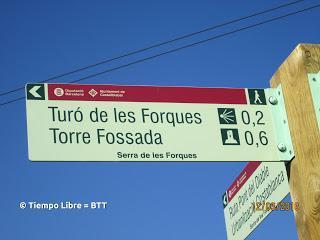 Gavá - Torre Fossada (Castellbisbal) - Gavá. 12/03/2016