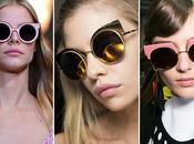 Estos lentes estarán moda durante primavera 2016 ¡Conócelos!