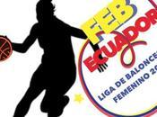 Arranca Ecuador, Liga Nacional Baloncesto Femenino 2016.