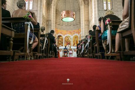 Casamiento en el Colegio Lasalle La Florida