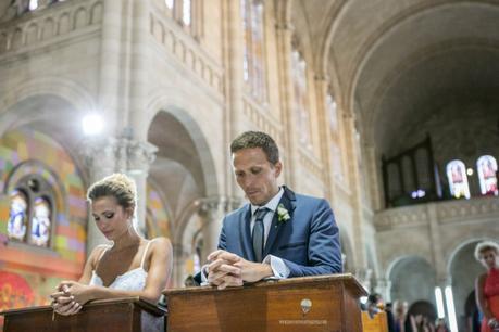 Casamiento en colegio Lasalle