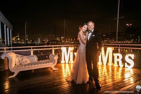 boda en puerto madero