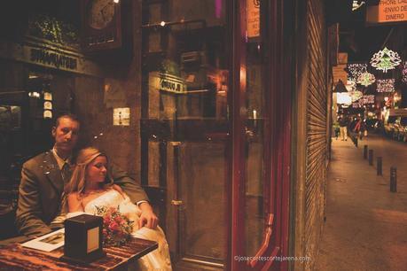 Fotos boda en madrid