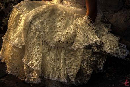 vestido de novia española