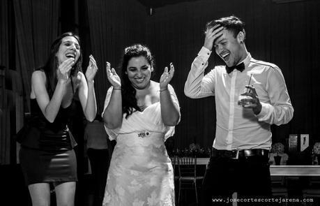 boda en el río de la plata