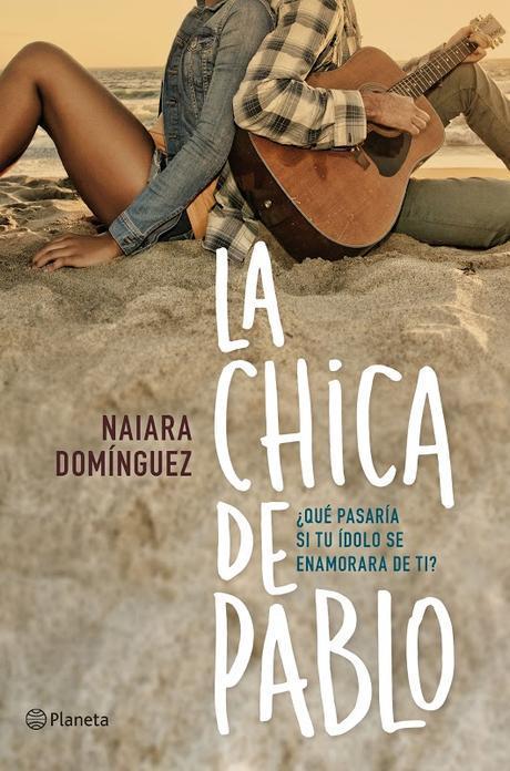 La chica de Pablo | Autor: Naiara Domínguez