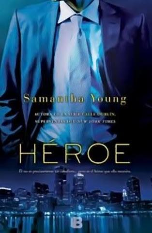 Héroe | Autor: Samantha Young
