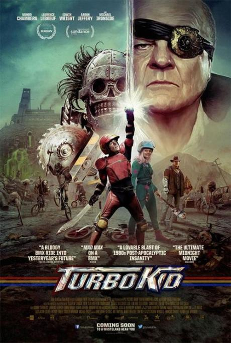 Turbo Kid (2015) – Mad Max v Los Bicivoladores