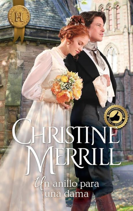 Un anillo para una dama | Autor: Christine Merrill