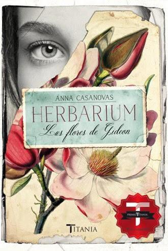 Herbarium, Las flores de Gideon | Autor: Anna Casanovas