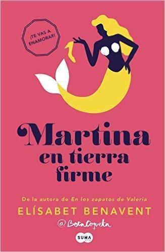 Martina en tierra firme | Autor: Elísabet Benavent