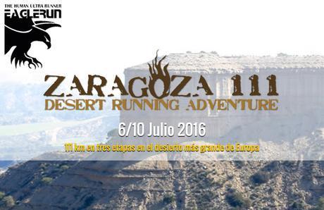 Vuelvo al desierto...!!! Zaragoza 111 El ùnico ultra trail desértico de Europa: