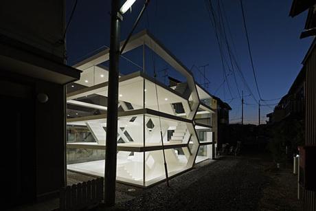CASA-S DE YUUSUKE KARASAWA ARCHITECTS (JAPÓN)