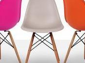 Sillas, icono Diseño Contemporáneo.