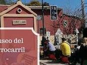 Torrellano niños: museo Ferrocarril Circuito Vapor Vivo