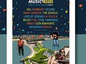 Santander Music Festival 2016: Fuel Fandango, Hinds, León Benavente, Papaya, Baywaves...