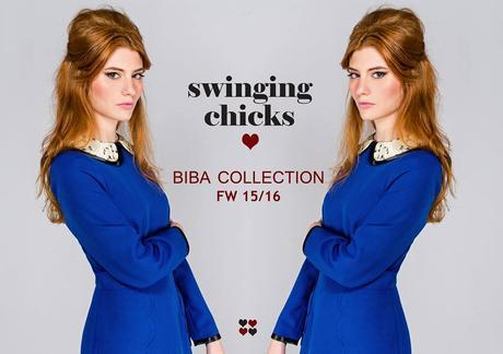 Swinging Chicks, ropa que se inspira en los años 50 y 60