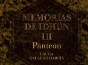 Reseña: Panteón (Memorias Idhún III), Laura Gallego García.