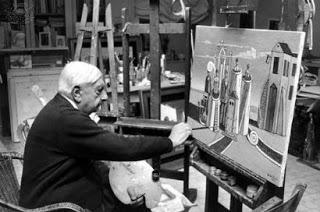 CHIRICO. Un genio antes que Dalí.