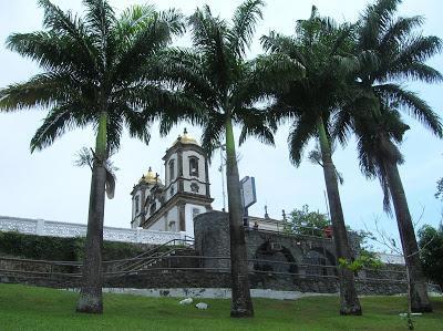 Basílica  Senhor do Bonfim, Señor del Buenfín, Salvador de Bahía, Brasil, La vuelta al mundo de Asun y Ricardo, round the world, mundoporlibre.com