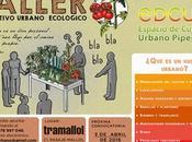 Taller Cultivo Urbano Ecológico