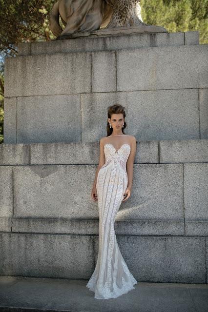 la nueva colección de berta bridal 2016 viste a una novia