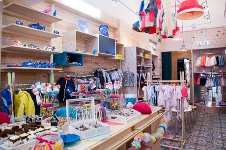 Inauguraci n de la tienda billiesmarket en madrid paperblog for Bano market faisalabad dresses
