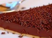Tarta vegana chocolate