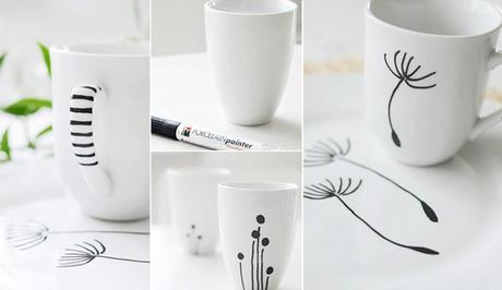 Los mejores diy con tazas paperblog - Como decorar una taza ...